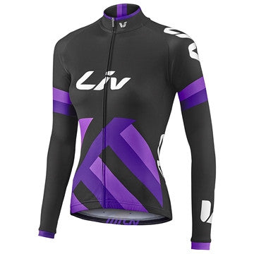 LIV RACE DAY MID-THERMAL LS JERSEY 2017