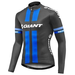 GIANT TEAM RACE DAY  LS JERSEY 2018
