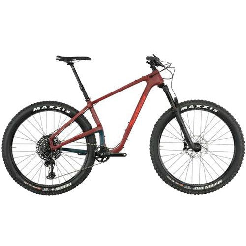 Salsa Woodsmoke X01 Eagle 27.5+ 2018