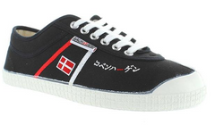 Dannebrog Black with Red + White