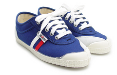Tivoli Navy with White + Red Stripes