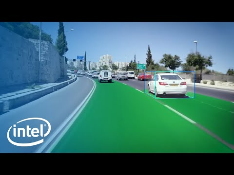 How Autonomous Driving is Making Cities Smarter | Intel
