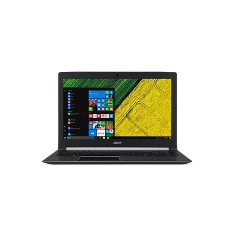 Acer Aspire 5 A515-51-75UY-A de 15,6 pulgadas de 2,7 GHz Intel Core i7-7500U / 8 GB DDR4 / 1 TB de disco duro / USB3.1 / Windows 10 Inicio Ultrabook (Negro)