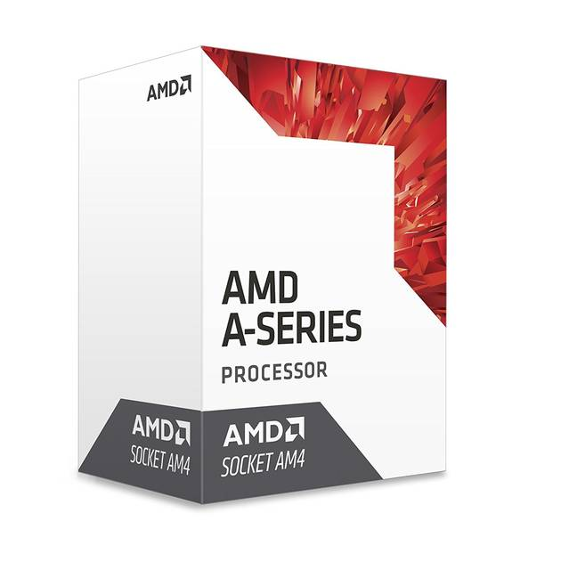 Gen 7 de AMD APU A10-9700 Quad-Core de 3,5 GHz Socket AM4, al por menor
