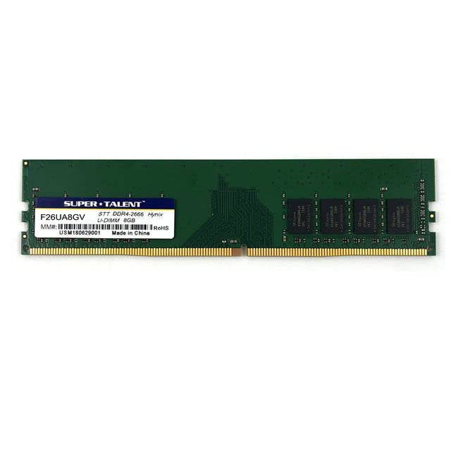 Memoria Super Talent F26UA8GV DDR4-2666 8 GB
