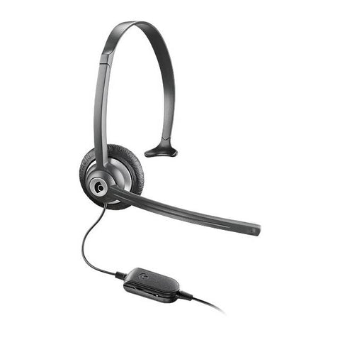 Plantronics M214C Wired 2,5 mm monoaural Headset w / micraefono