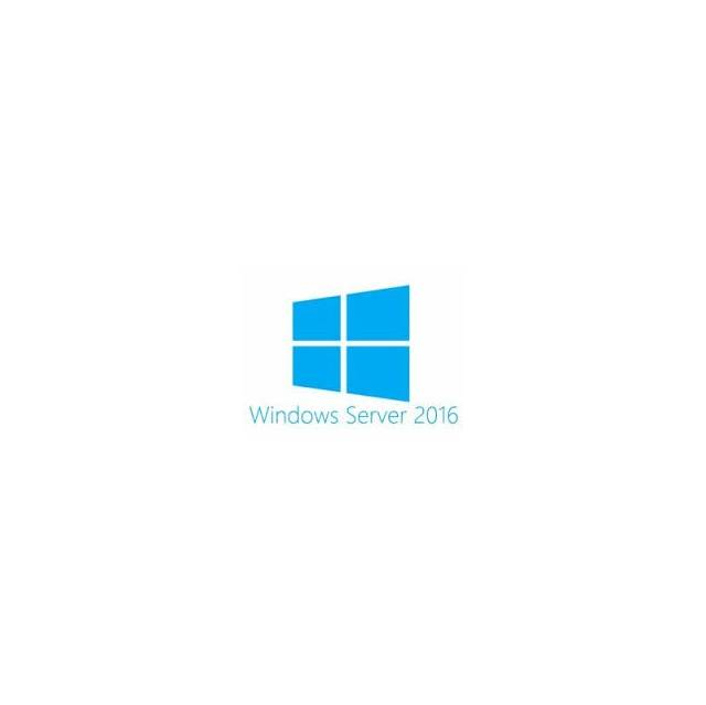 Microsoft Windows Server 2016 Standard Sistema Operativo de 64 bits Inglaes (16 Core), OEM