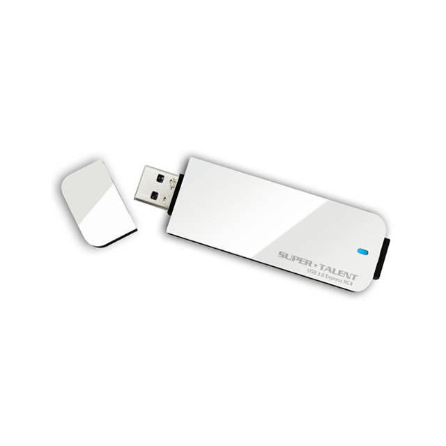 Super Talent 64GB expreso RC4 USB 3.0 Flash Drive (MLC)