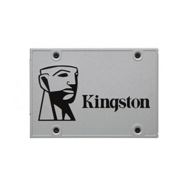 Kingston SSDNow UV400 240 GB 2,5 pulgadas SATA3 unidad de estado saelido (TLC)