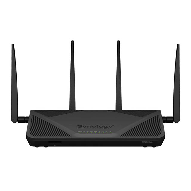 Synology router inalaembrico RT2600AC