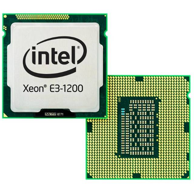 Intel Xeon E3-1220 v3 Quad-Core Haswell Procesador 3.1GHz 5.0GT / s 8 MB LGA 1150 CPU, OEM