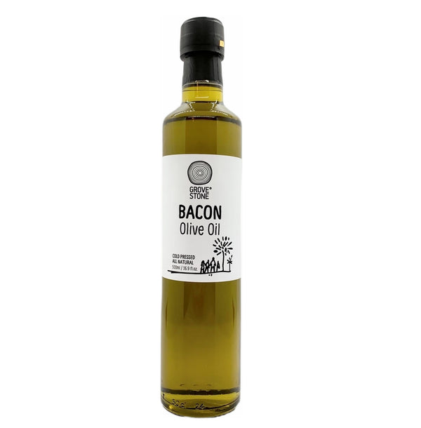 Bacon Olive Oil