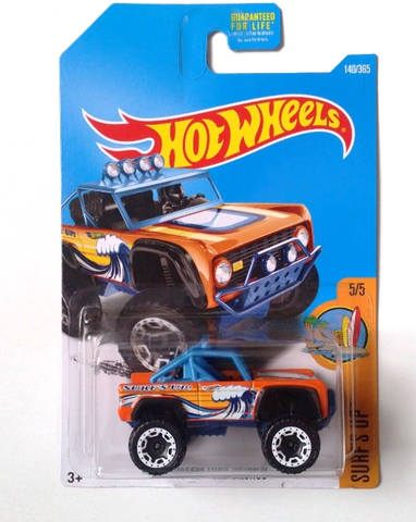 Bronco Hot Wheels