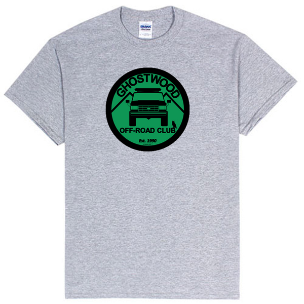 Twin Peaks Ghostwood Off-Road Club Tee - In Stock Now!