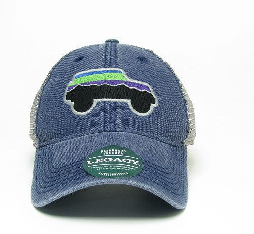 4x4 Life Northern Lights Trucker