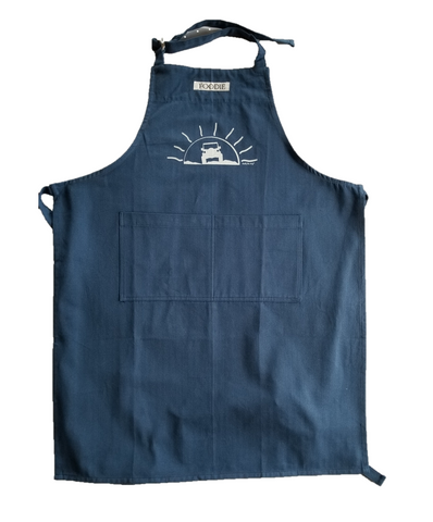 4x4Life Kitchen Apron - Blue