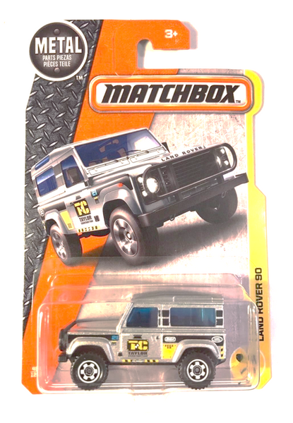 Land Rover 90 Matchbox