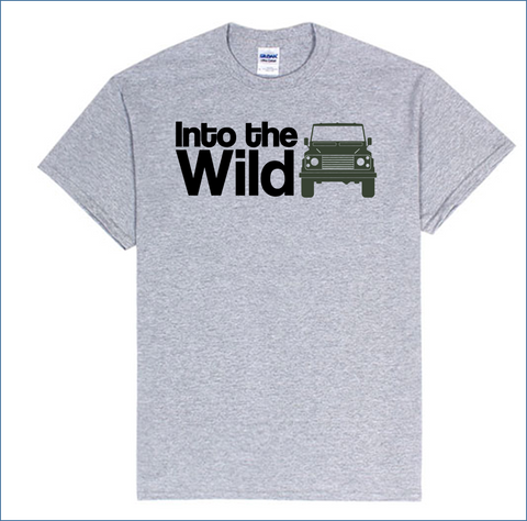 Into the Wild - Defender Tee