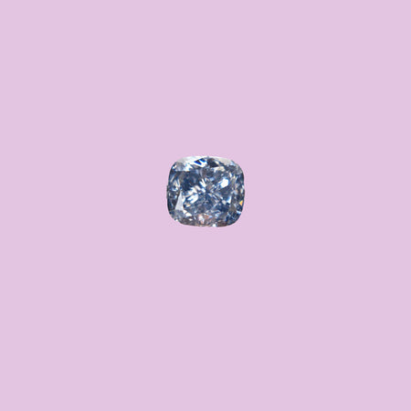 0.30ct Fancy Grey Blue Diamond