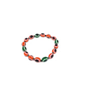 Rose Thorn Evil Eye Bracelet