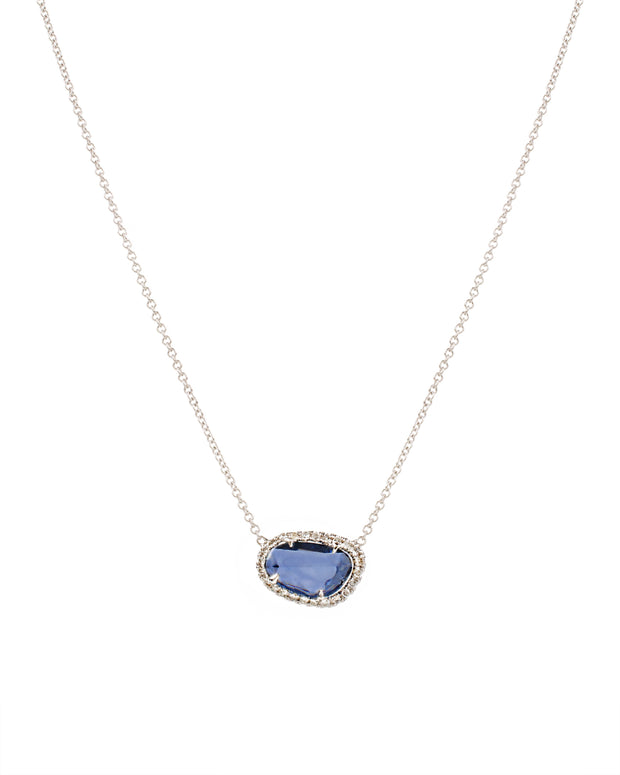 necklace sapphire product royal blue hanoi from precious stone vietnam deep