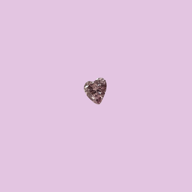 0.24ct Argyle Fancy Pink Diamond