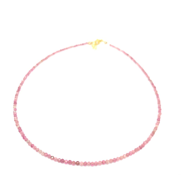 Dark Pink New Choker