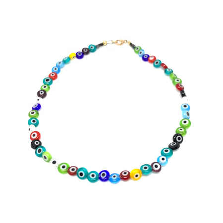 evil eye necklace - evil eye jewellery - evil eye protection
