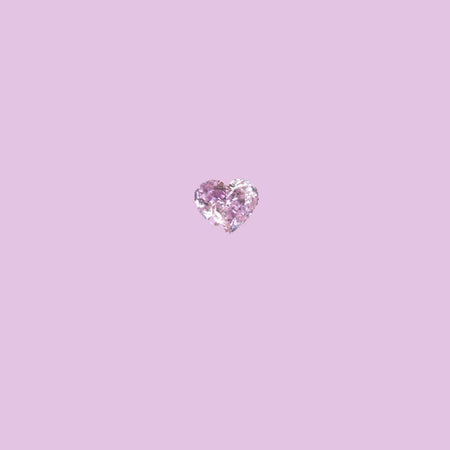 0.50ct Fancy Intense Purple-Pink Diamond