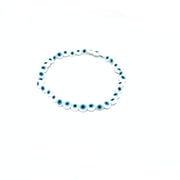 Evil eye anklet - Evil Eye Protection - Evil Eye Jewellery