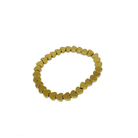 Goldie Heart Bracelet
