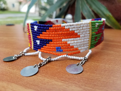 Maasai Beaded Statement Choker-Various Designs