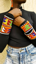 Maasai Beaded Statement Cuffs-Various Designs