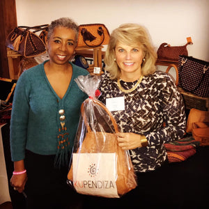 Kupendiza Blazin' at Cyndy Porter's Success thru Style Summit in Gettysburg, PA