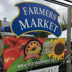 The Farmer's Markets. Getting to Know You...!