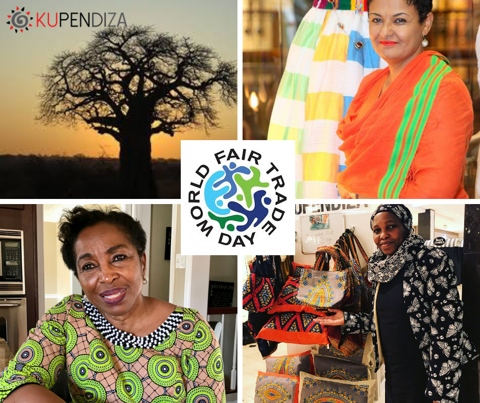 Wouldn't it be great if all trade was fair? Kupendiza celebrates World Fair Trade Day 2019!