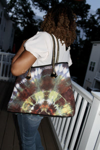 "Nubia. The ""Tunde Odunlade"" Handbag, in Collaboration with Le Look Nigeria"