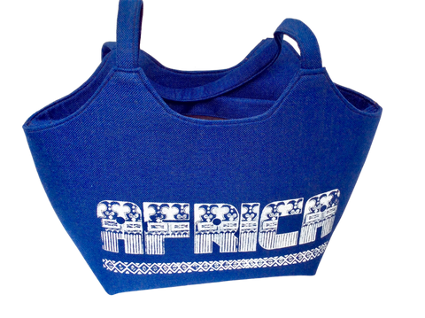 Africa-tote-bag-blue-burlap-from-Kupendiza