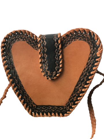 Heart-shaped-crossbody-bag-from-Guyana-natural-tan-black-border-2-stamped-sheepskin-leather-for-Kupendiza