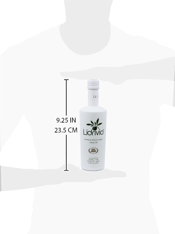 Lidrivio White Premium Extra Virgin Olive Oil (500ml)