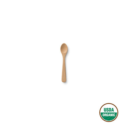 Bamboo Tea Spoon 5""
