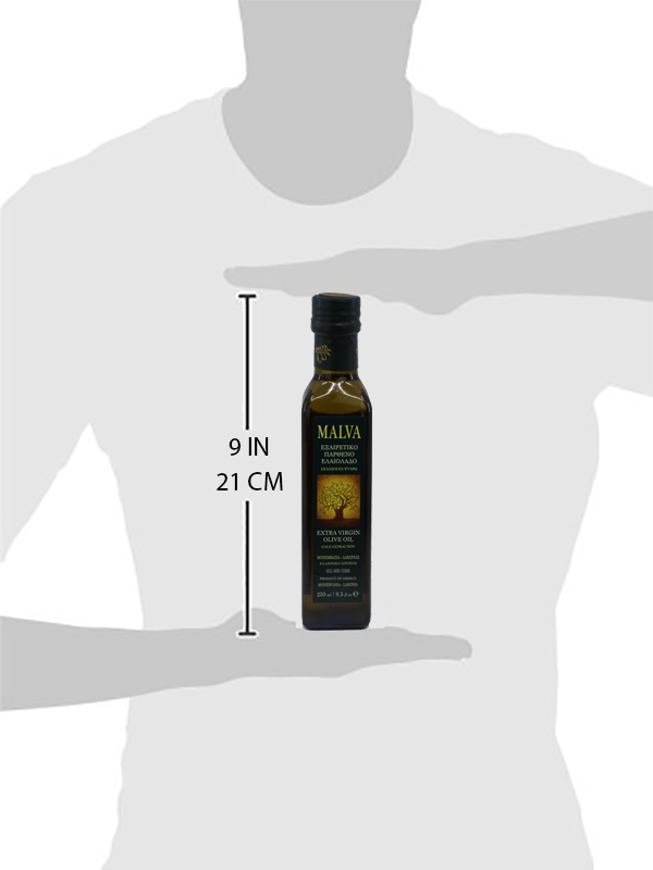 Malva Greek Extra Virgin Olive Oil (250ml)