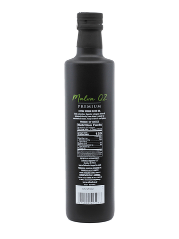Malva 02 Premium Greek Extra Virgin Olive Oil (500ml)