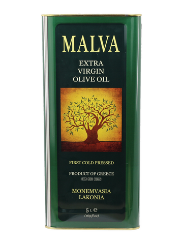 Malva Greek Extra Virgin Olive Oil (5L)