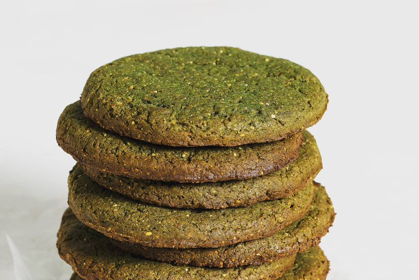 Sari Foods Spirulina Powder Cookies
