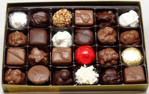 Deluxe Assorted Chocolates 8 oz