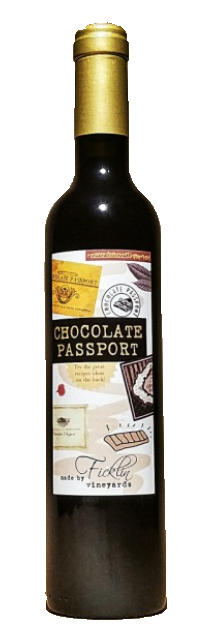 Ficklin Chocolate Passport