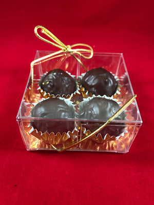Chocolate  Port Truffles