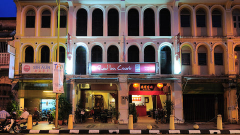 Red Inn Court, Penang - Malaysia