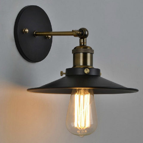 Wall Light Fixture ZODYN CLASSIC WALL LIGHT BOWL - Ezzolights.com